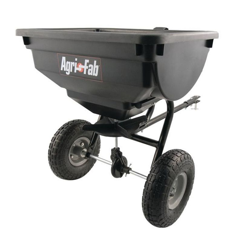 Agrifab 85 LB. Towed Broadcast Spreader 45-0530