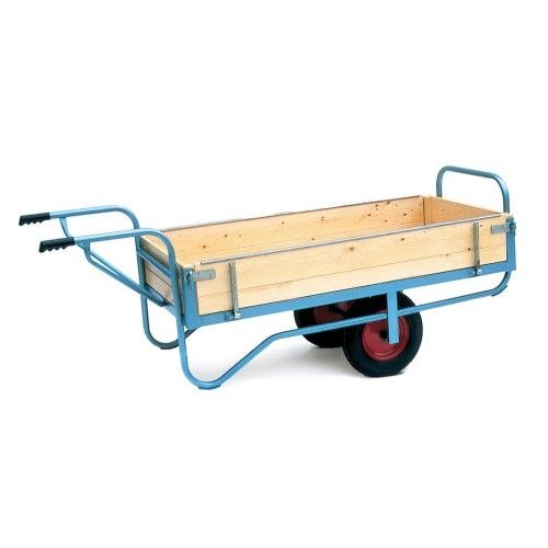 Balanced Trolleys | Horticultural Trolley Hinged Sides