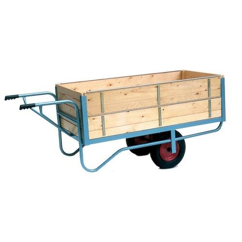 Balanced Trolleys High Sides | Material Trolley Manual Handling