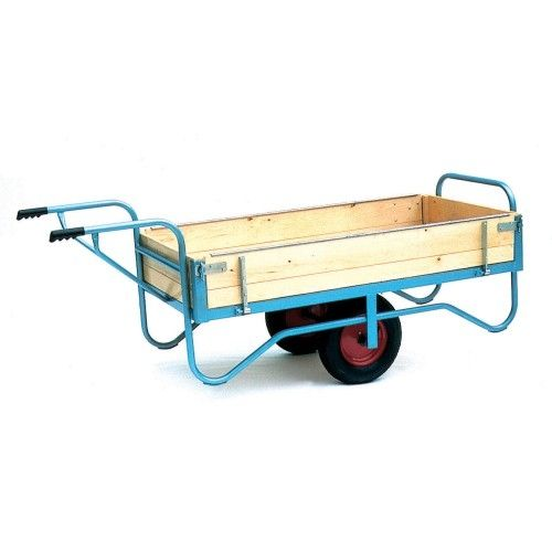Balance Trolley Hinged Removable Sides