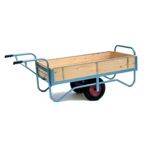 Balance Trolley | Industrial Trolley With Sides
