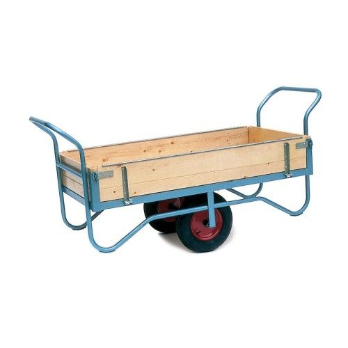 Balance Trolley With Hinged Sides