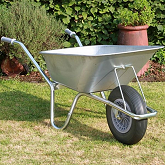 Galvanised Wheelbarrows