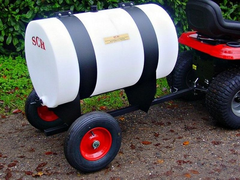 GWC 40 Gallon (180L) Towed Water Cart