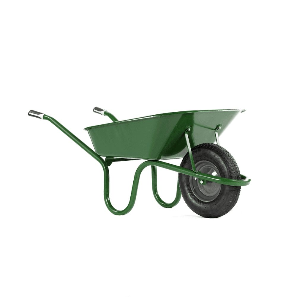 Haemmerlin Advance Wheelbarrow Heavy Duty 90L Tray & Frame