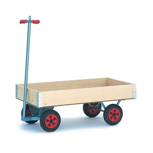Small Flatbed Turntable Truck With Sides