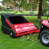 Towed Lawn Sweepers