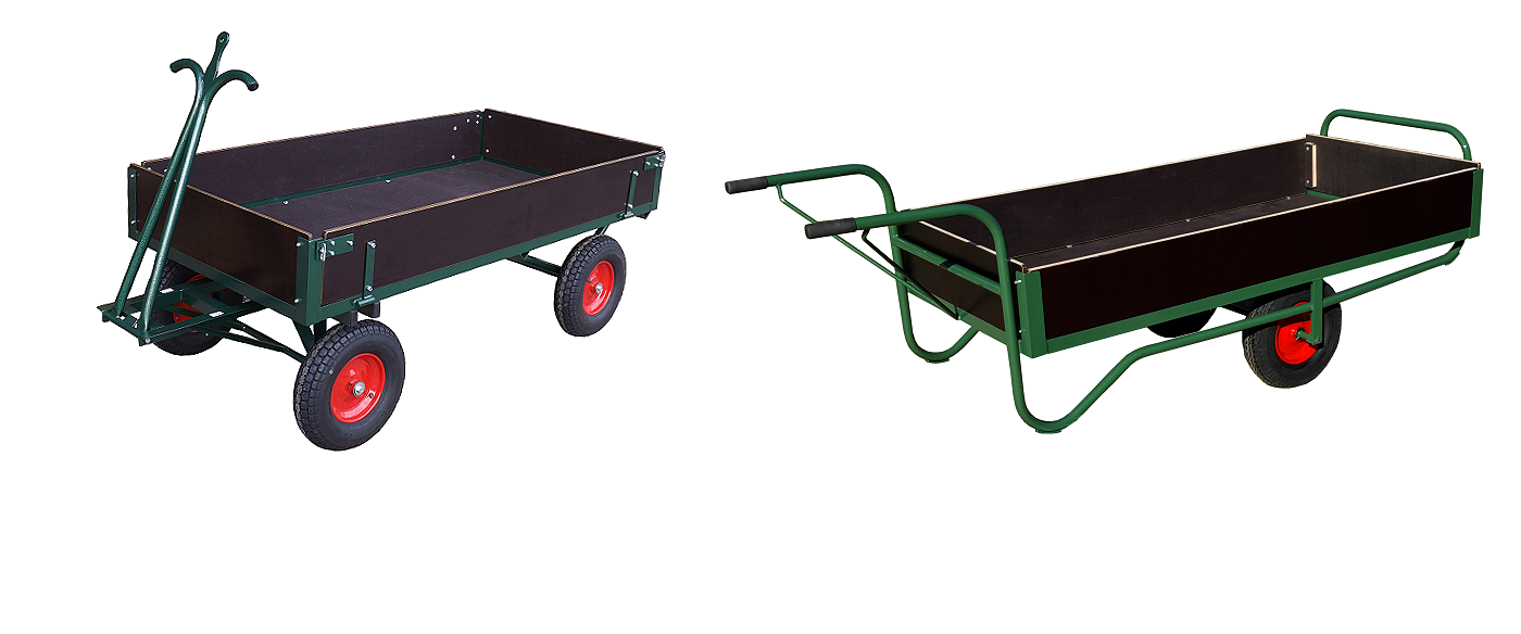 Turntable Trucks & Trolleys